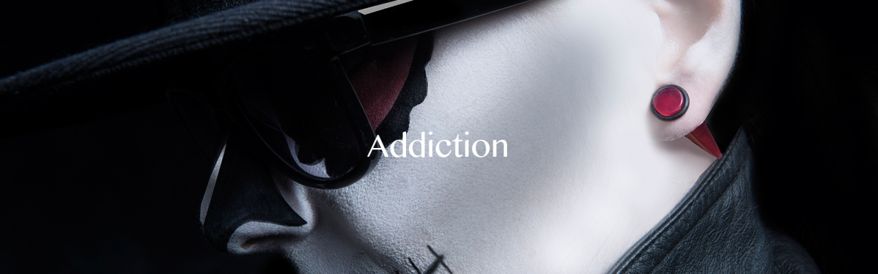 Addiction header-with-text