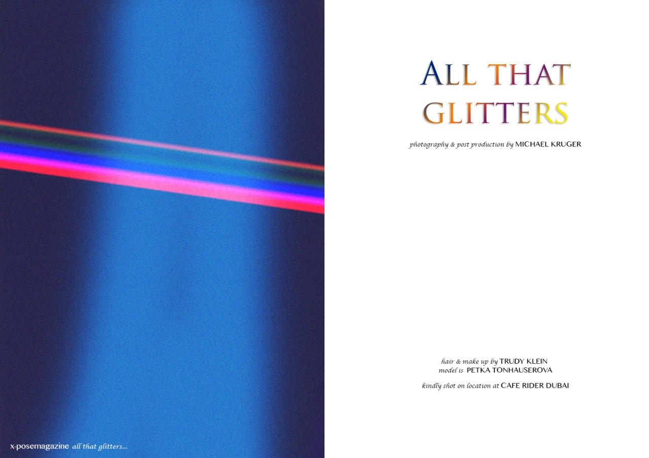 All that Glitters Credits image
