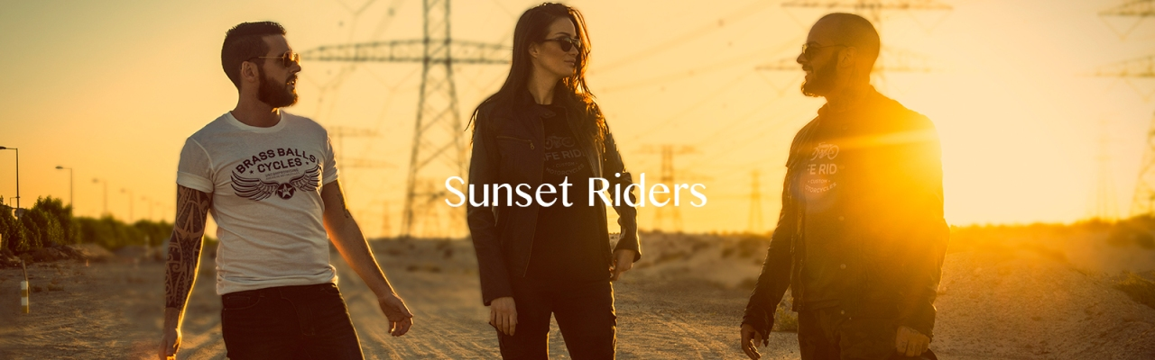 Sunset Riders photo page