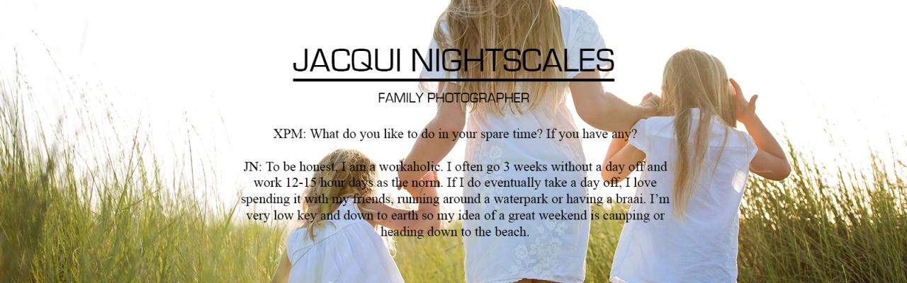 X-Posed - Jaqui Nightscales