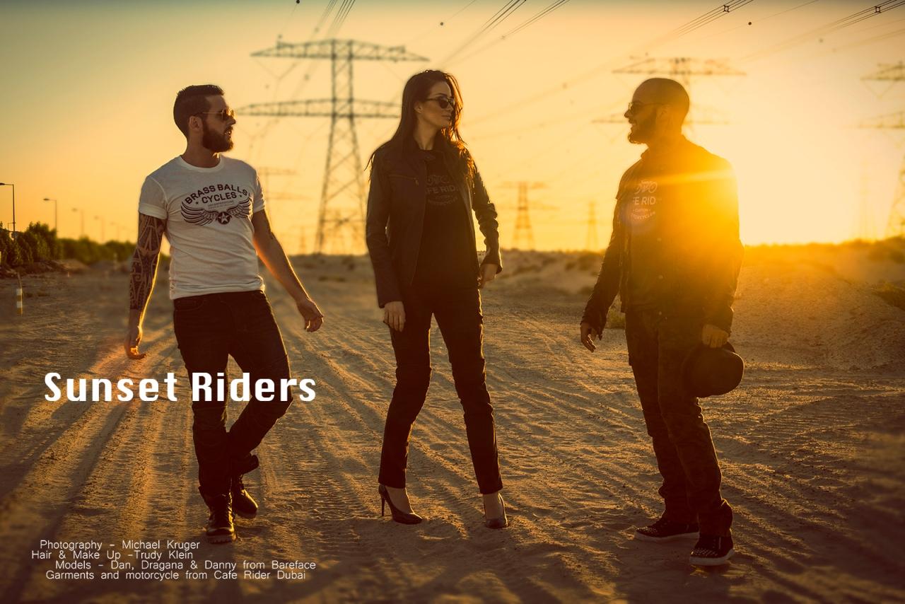 Sunset Riders 01
